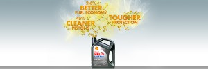 Shell Helix Ultra banner