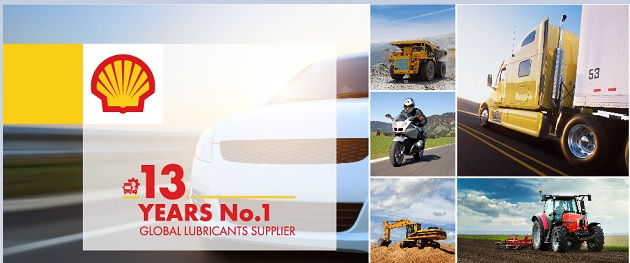 13 years №1 Global lubricants supplier