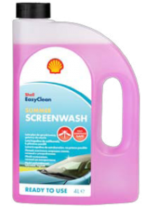 Easyclean Summer screenwash
